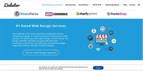 Web & E-commerce Design